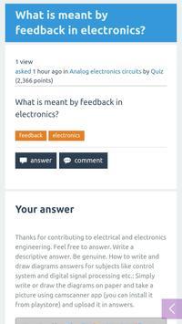 Analog electronics circuits screenshot 2