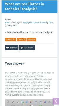 Analog electronics circuits screenshot 3