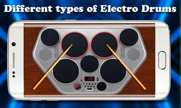 Electro Music Drum Pads apk screenshot