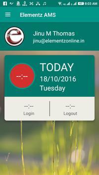 Elementz AMS screenshot 2