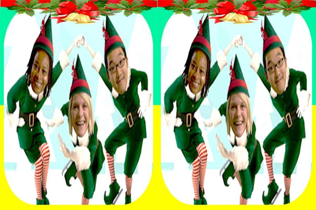 elf yourself free dance video app maker apk screenshot
