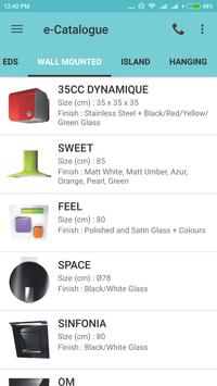 e-Catalogue screenshot 2