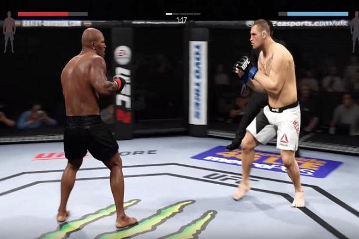 Ea sports ufc 3 guide: how to chain submissions | attack of the fanboy.
