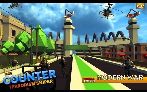 Elite Counter Terrorism Sniper screenshot 8