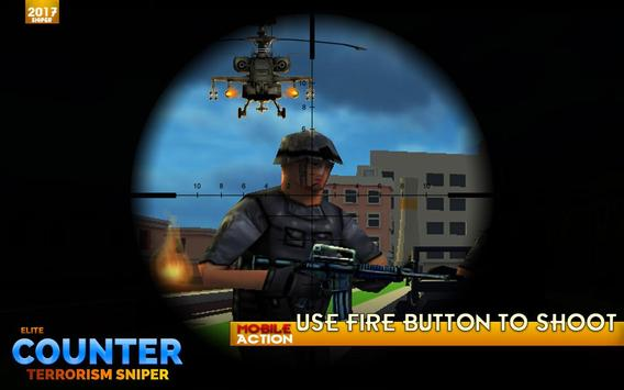 Elite Counter Terrorism Sniper screenshot 10