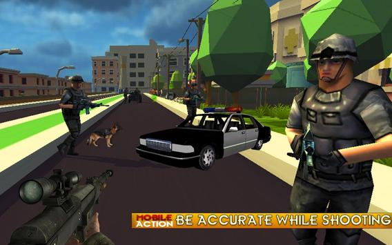 Elite Counter Terrorism Sniper screenshot 11