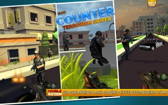 Elite Counter Terrorism Sniper screenshot 2