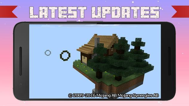 Elite Gliders Minecraft map screenshot 2