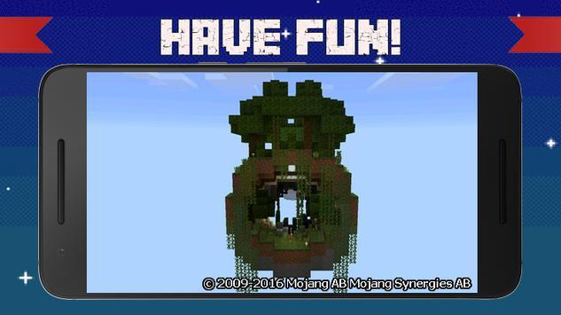 Elite Gliders Minecraft map screenshot 8