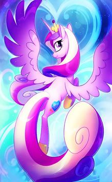 HD My Little Pony Wallpapers For Fans poster ...