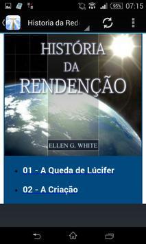 Historia da Redenção poster