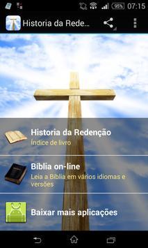 Historia da Redenção apk screenshot