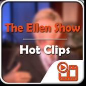 The Ellen Show Hot Clips icon