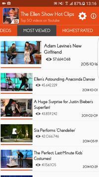 The Ellen Show Hot Clips screenshot 4