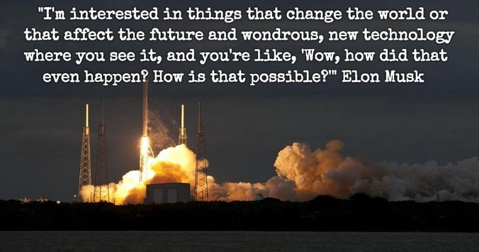 Elon Musk Quotes screenshot 3
