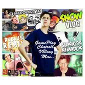 el rubius videos icon