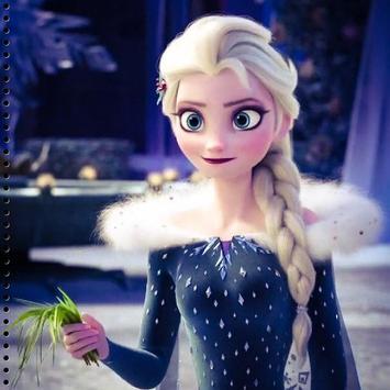 Elsa Wallpaper HD screenshot 2