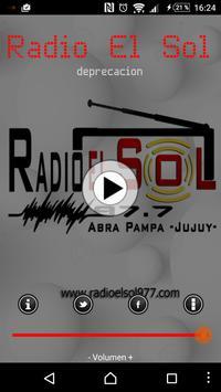 Radio el Sol Abra Pampa poster