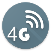 4G LTE Only Network Switch icon