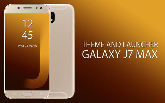 Theme for Galaxy J7 Max poster