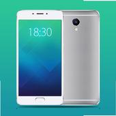 Theme for Meizu M5 4G Volte icon