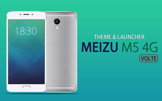 Theme for Meizu M5 4G Volte poster