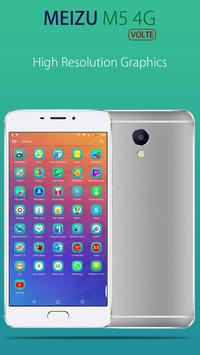 Theme for Meizu M5 4G Volte screenshot 2