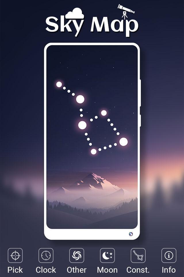 Sky Map for Android - APK Download Download Sky Map For Android on