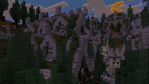 Journal 3 Map for Minecraft PE apk screenshot
