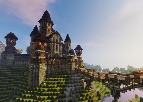 Epic Castle maps for MCPE for Android - APK Download