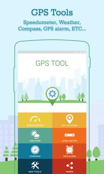 GPS Tools poster