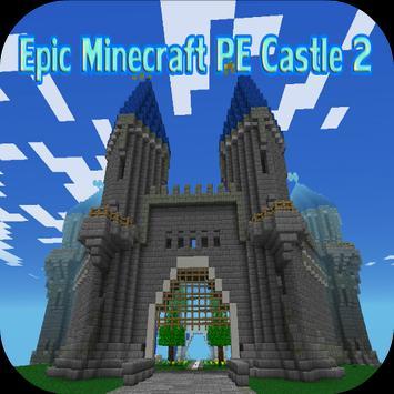 Epic Minecraft PE Castle 2 screenshot 1
