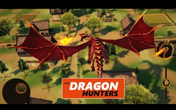 Wild Dragon Hunters poster