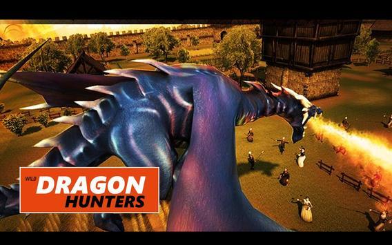 Wild Dragon Hunters screenshot 1