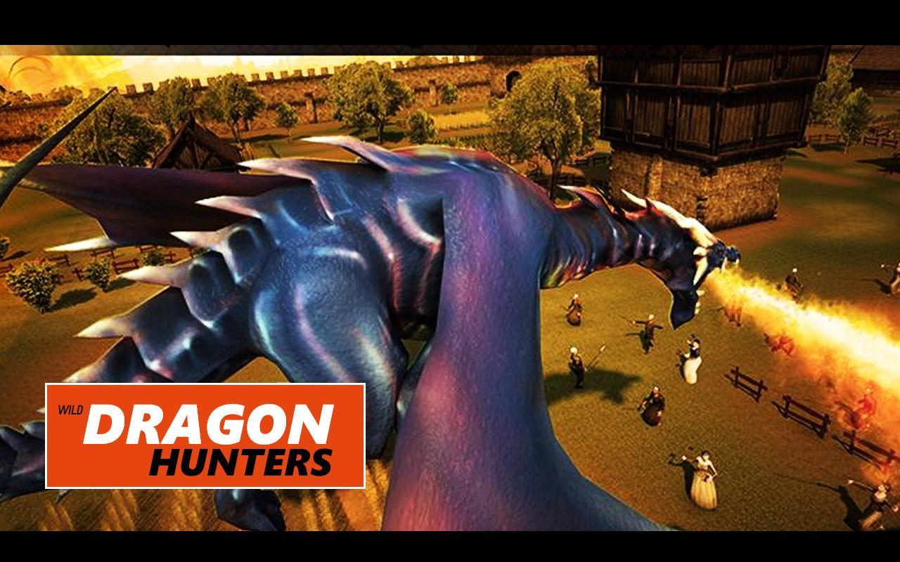 Wild dragon hunters for android apk download.