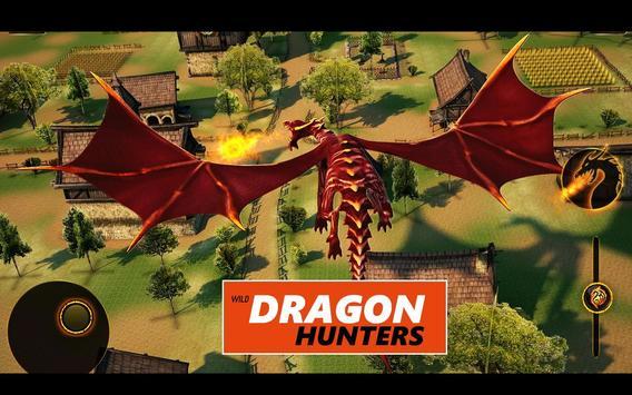 Wild Dragon Hunters screenshot 24
