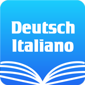 German Italian Dictionary & Translator Free icon