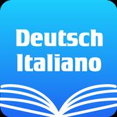 German Italian Dictionary & Translator Free icon