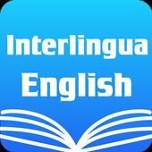 Interlingua English Dictionary & Translator Free icon