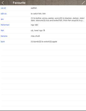 Vietnamese English Dictionary & Translator Free apk screenshot