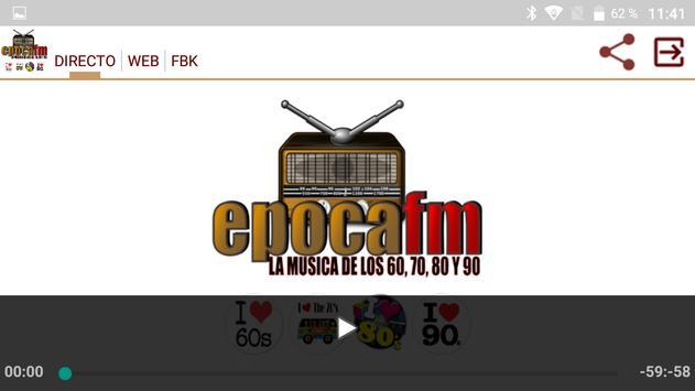 Epoca FM screenshot 2