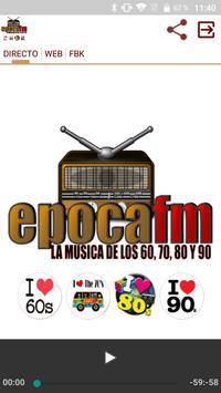 Epoca FM screenshot 3