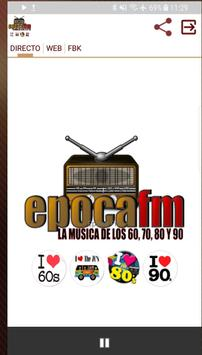 Epoca FM screenshot 4