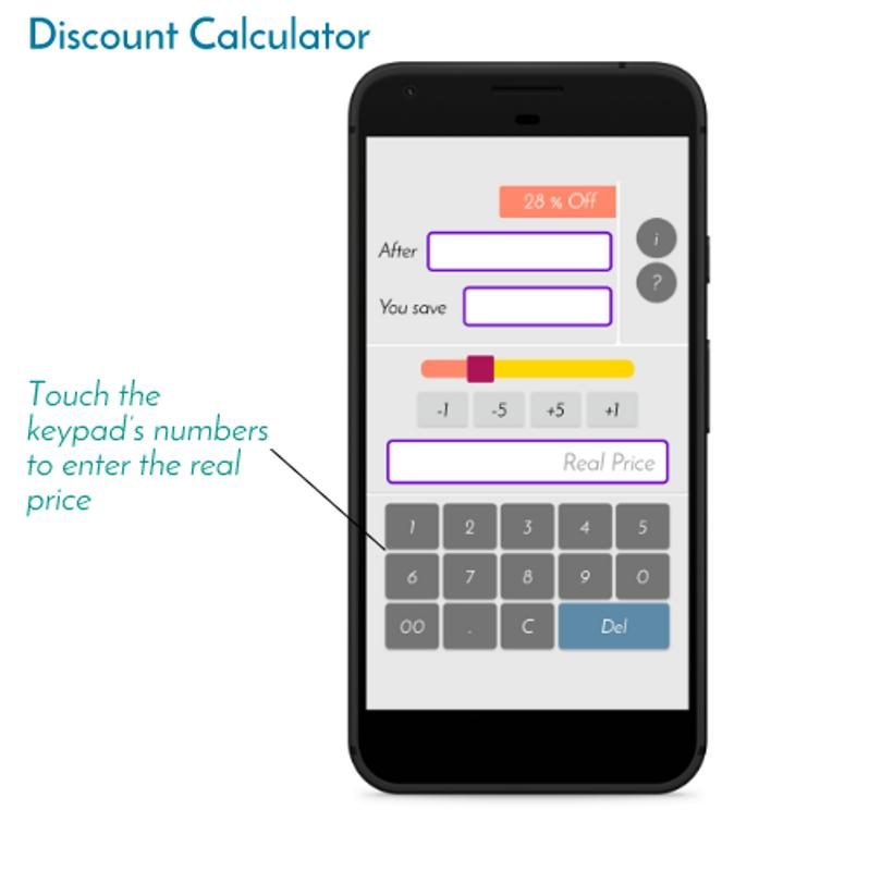 Discount Calculator for Android - APK Download