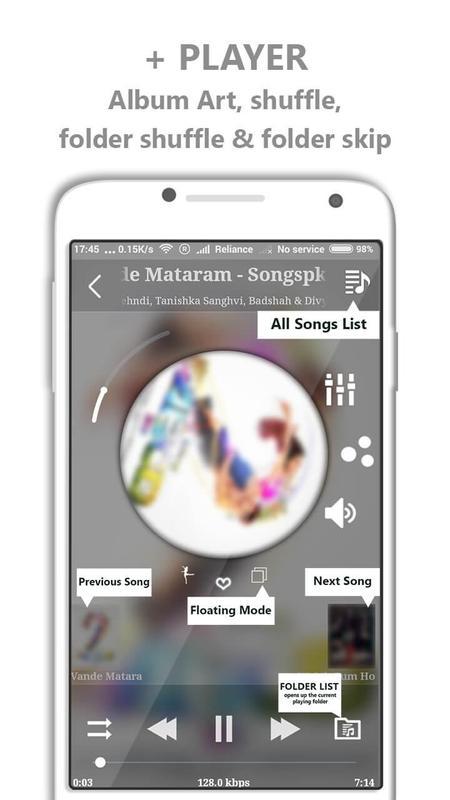 Fx Music Player Equalizer Screenshot 4