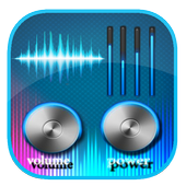Volume Plus Booster icon
