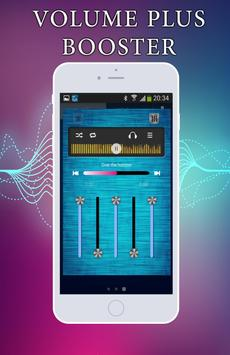 Volume Plus Booster apk screenshot
