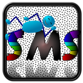 SMS for lazy people icon