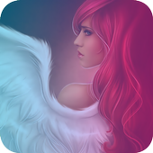 Angel Wallpaper icon