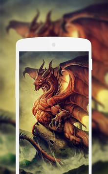 Dragon Wallpaper HD screenshot 1